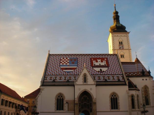 Old City. Zagreb, Croatia.