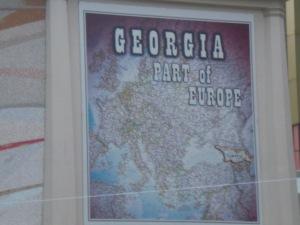 Yes, that Georgia.